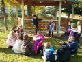 Produženi boravak u školskom dvorištu
