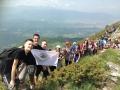 Planinarsko-izviđačka sekcija na Trebeviću