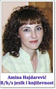Amina Hajdarević 1