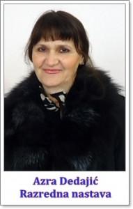 Azra Dedajić
